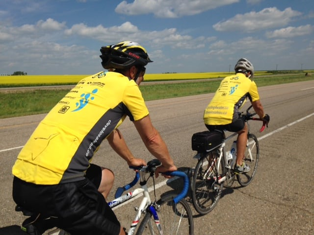 Day 12: North Battleford to Saskatoon 144 km plus…