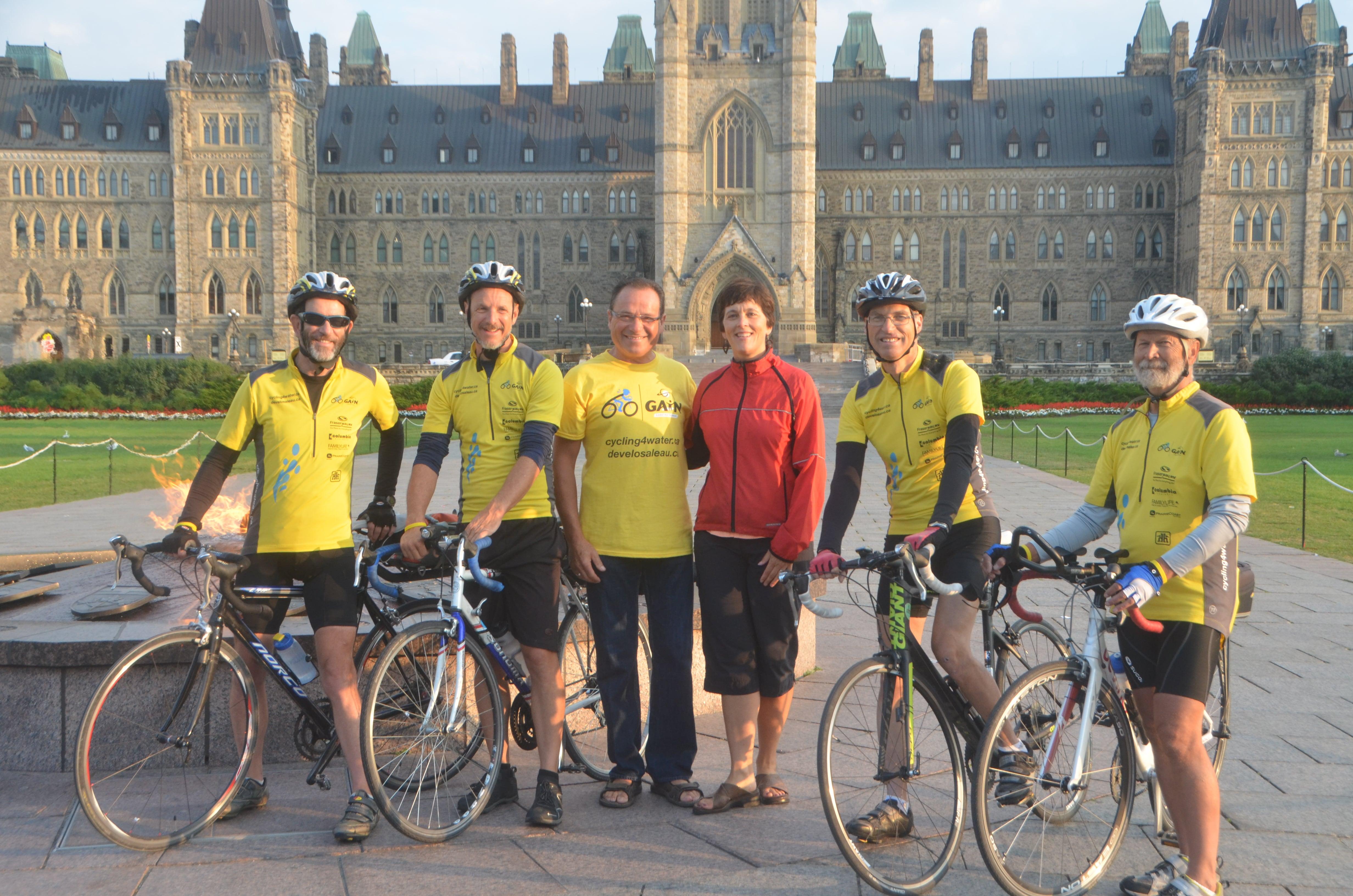 Day 35: Ottawa to Montreal 198 km