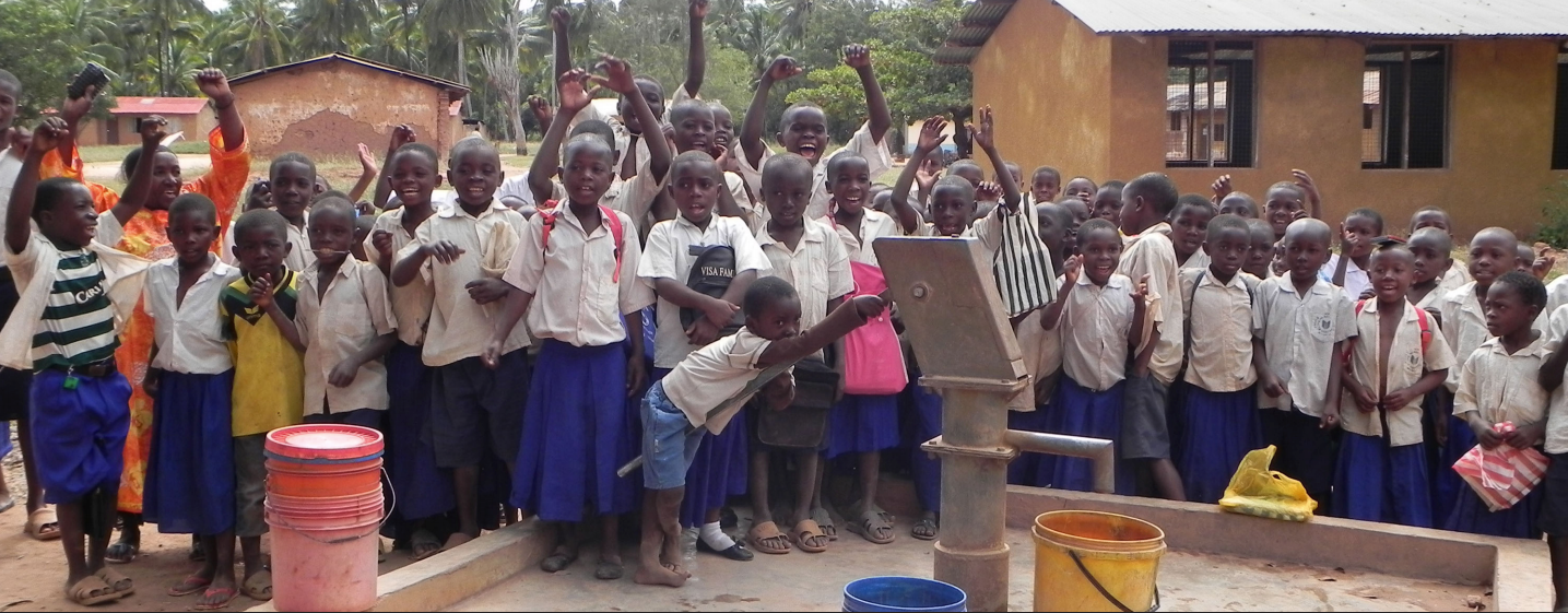 One Well Challenge: Sponsor a Well, Transform a Village