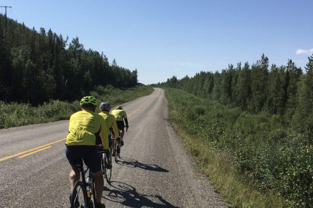 Day 2: Steward Crossing to Rock Island Lake – 85 KM