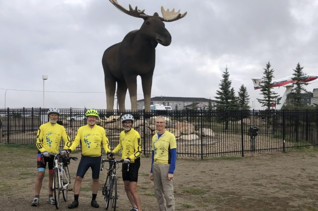 Day 30: Moose Jaw to East of Qu'Appelle – 150 KM