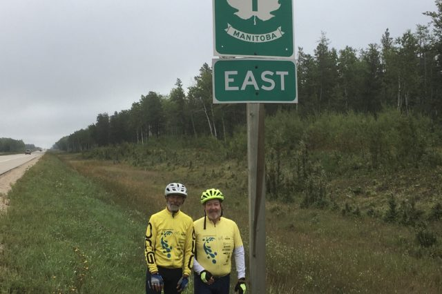 Day 36: Steinbach to Clearwater Bay – 163 KM