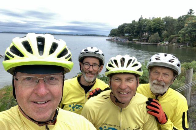Day 52: Kingston to Cornwall – 184 KM