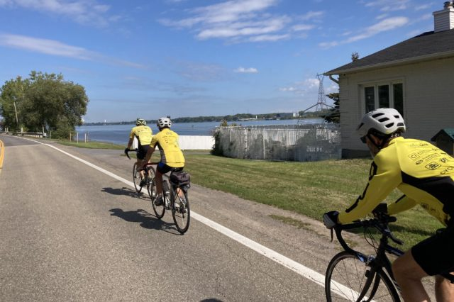 Day 54: Montreal to Trois-Rivieres – 165 KM