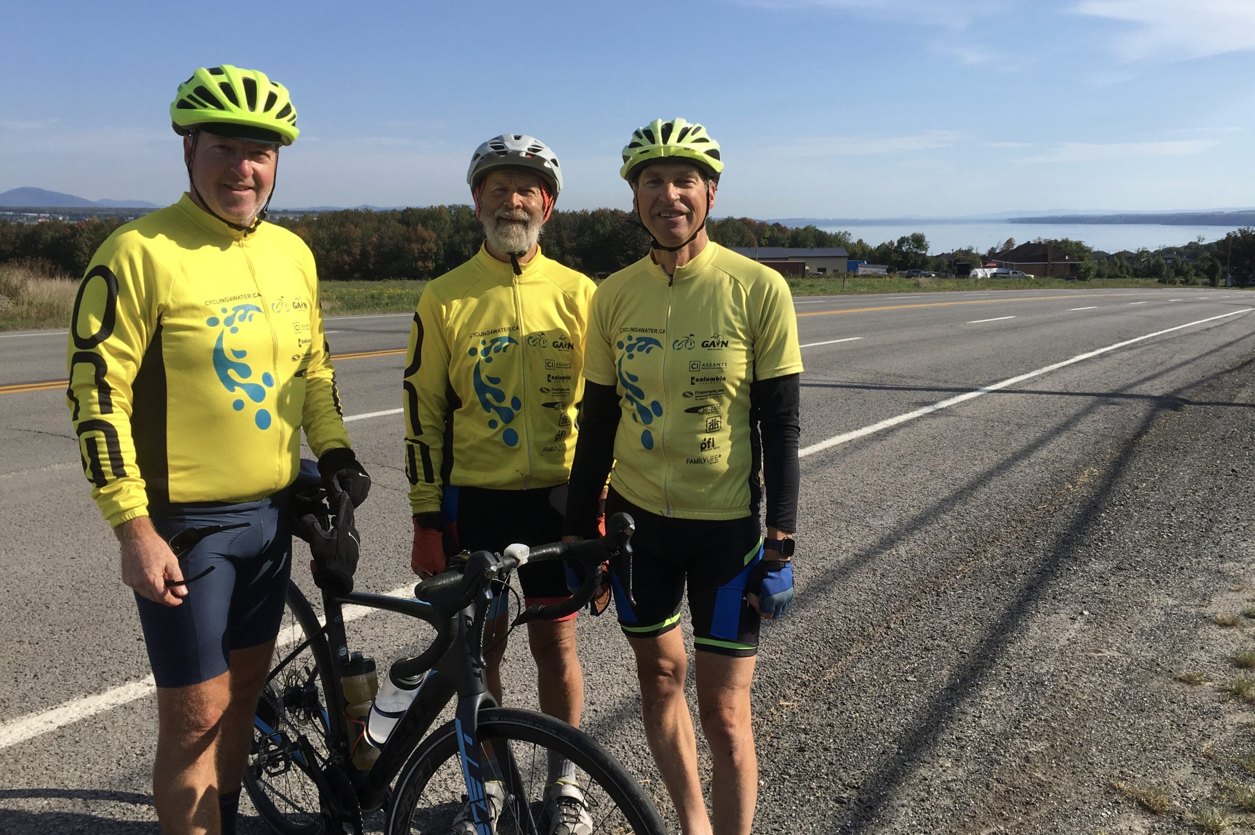 Day 57: Levis/Quebec City to Riviere-du-Loup – 201 KM