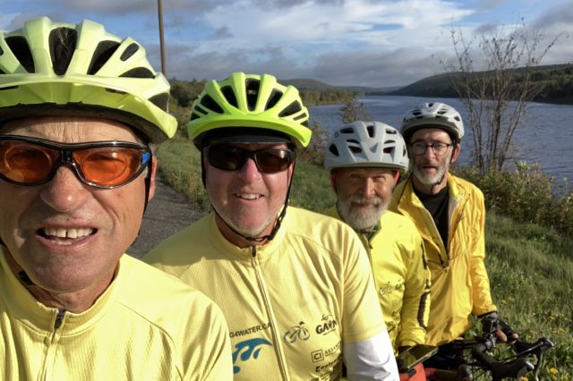 Day 59: Grand Falls to Fredericton – 191 KM