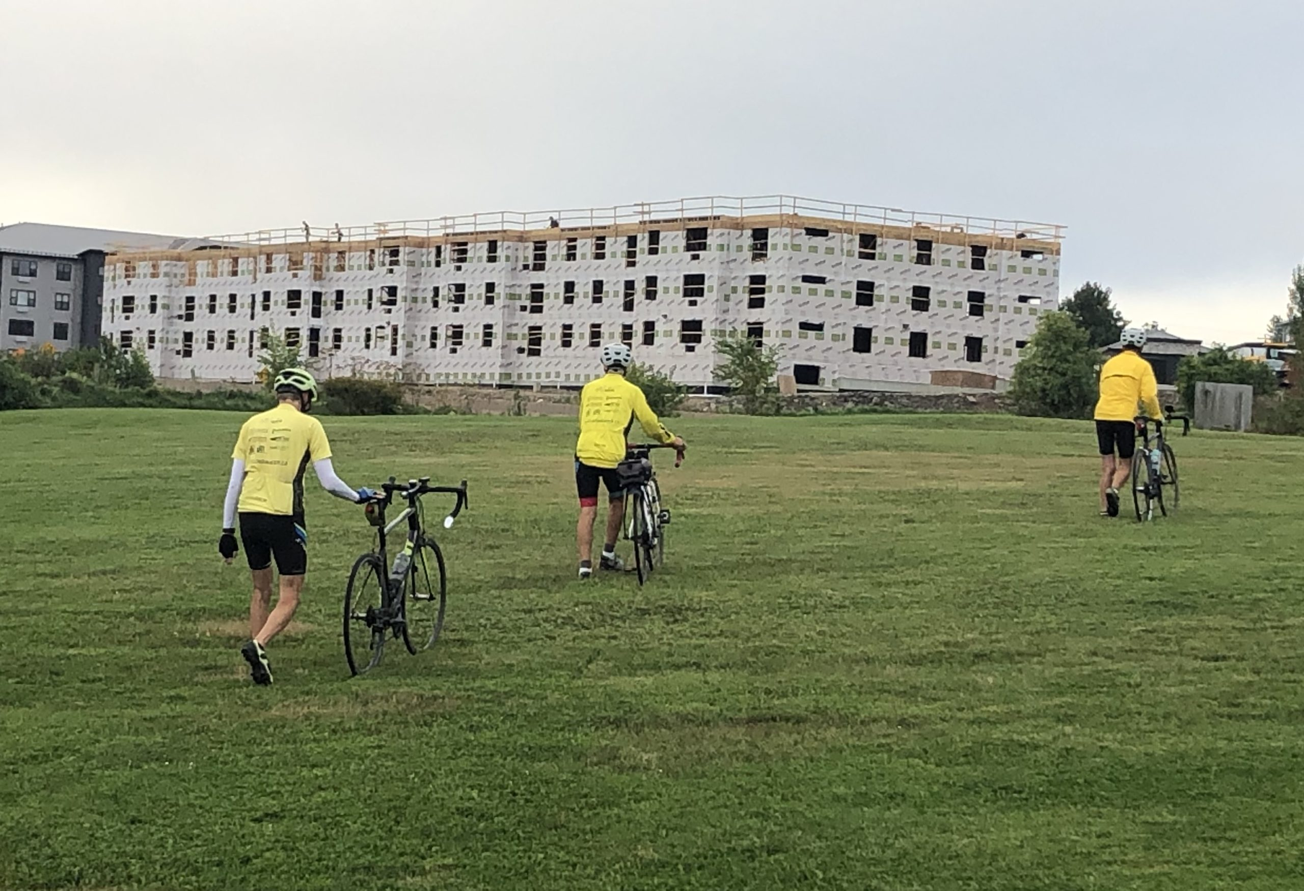 Day 60: Fredericton to Moncton – 180 KM