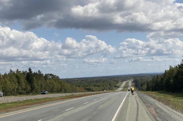 Day 61: Moncton to Debert – 149 KM
