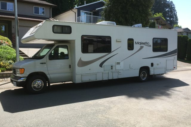 Special Post: Motor Home for Sale